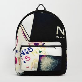 Show Your Work Backpack