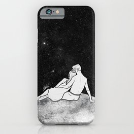 The greatest moon. iPhone Case