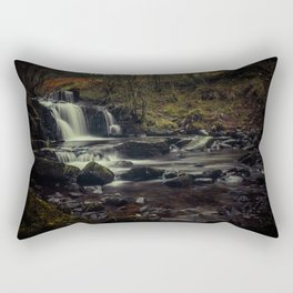 A River runs through it Rectangular Pillow