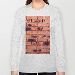 Brick Wall II Long Sleeve T-shirt