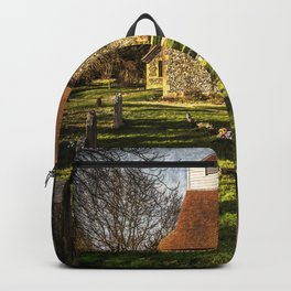Church of St Mary Sulhamstead Abbots Backpack