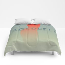 HomagetoFASHION_Karl Largerfeld Comforters