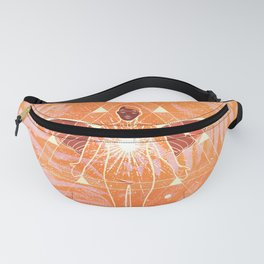 Tropical Vibes - Spirit Of The Jungle Fanny Pack