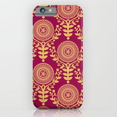 Paper Doily (RED) iPhone 6s Slim Case