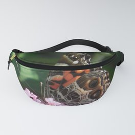 Butterfly 2 Fanny Pack