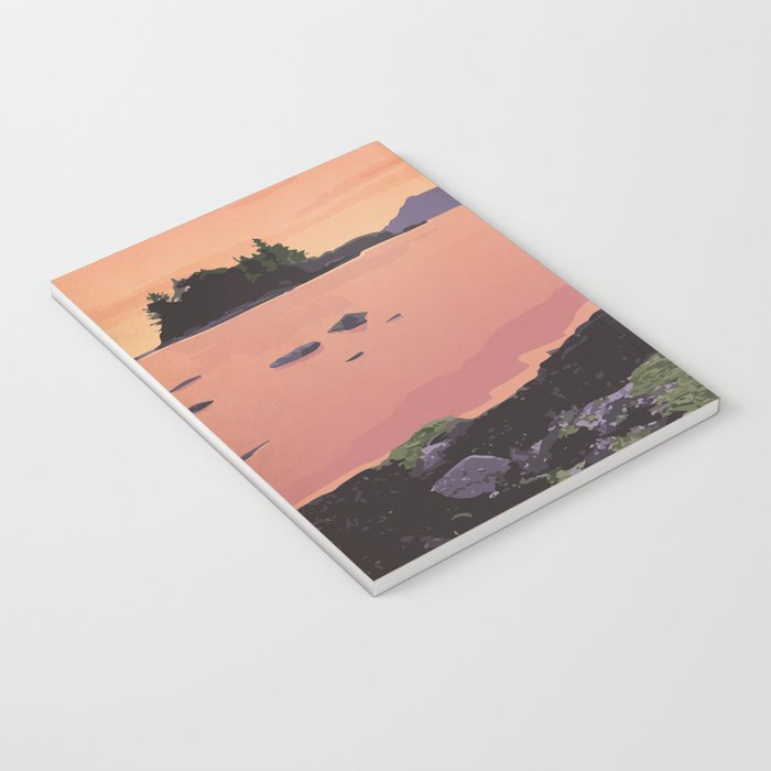 Pacific Rim National Park Reserve Notebook