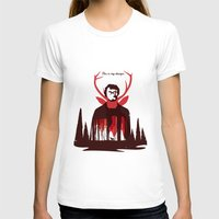 hannibal T-shirts featuring Hannibal by Risa Rodil