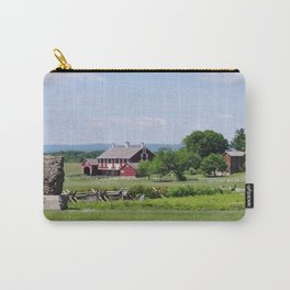 Barn on the Battlefield Carry-All Pouch
