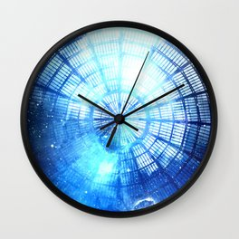 Skydome Wall Clock