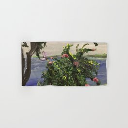 Southport Waterfront Hand & Bath Towel