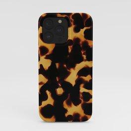 Tortoise Shell II iPhone Case