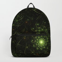 Kaos Entwined Flame Fractal Backpack