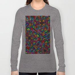 Flower Overland Long Sleeve T-shirt