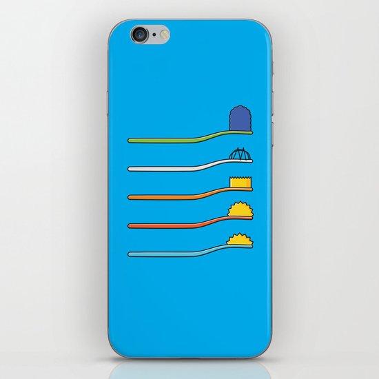 The Simpsodynes iPhone & iPod Skin