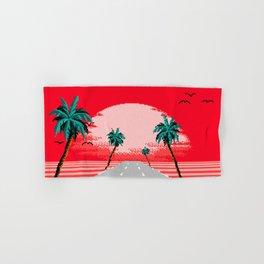 Sunset Vista Club Hand & Bath Towel