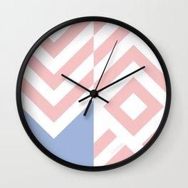 CUATRO Wall Clock