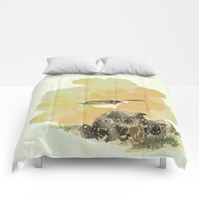 Oh !To be a bird! Comforters