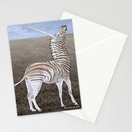 Zebracorn Stationery Cards