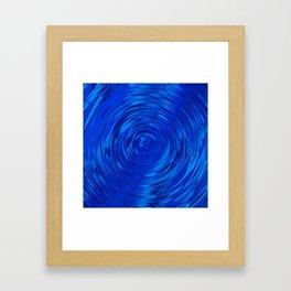 Rippling Water Framed Art Print
