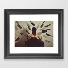 Assassin Framed Art Print
