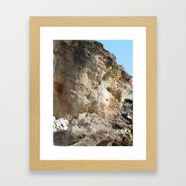natural collection. Greece Framed Art Print