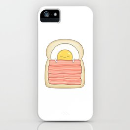 bed and breakfast iPhone Case