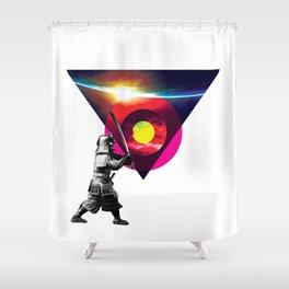 Saburau Shower Curtain