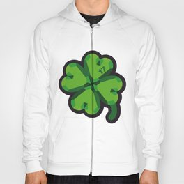 Lucky at 17th march Hoody