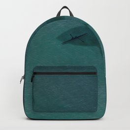 Close Encounters Of The Sea Backpack