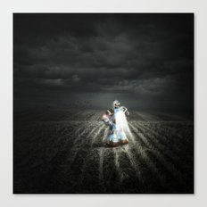 Abandoned Innocence Canvas Print