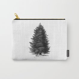Blue spruce #society6 Carry-All Pouch