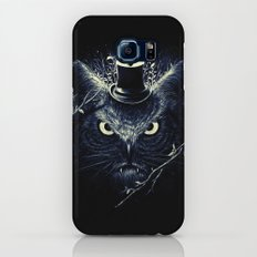 Meowl (Blue) Galaxy S8 Slim Case