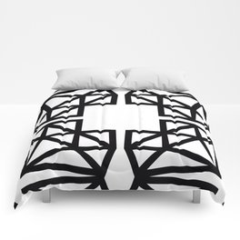heart of diamond Comforters