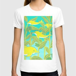 Lucky dolphins T-shirt