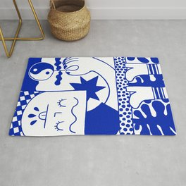 Fruit Comic  Rug