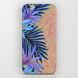 A Run Through the Jungle Blues iPhone Skin