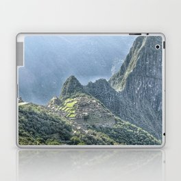 The Lost City of The Incas Laptop & iPad Skin