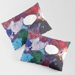 Paint  Pillow Sham