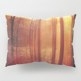 scarlet haze Pillow Sham