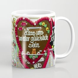 Fairground hearts Coffee Mug