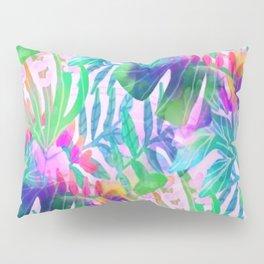 Pink Hawaiian  Pillow Sham