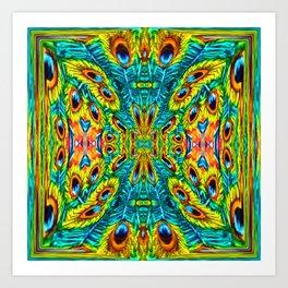 Pattern-296 Art Print
