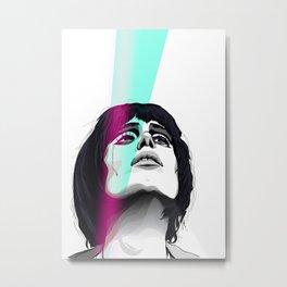 //ANNIE/TEARS Metal Print
