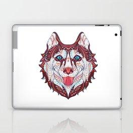 Husky Design Laptop & iPad Skin