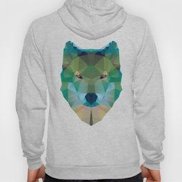 Wolf Crystalize 01-A Hoody