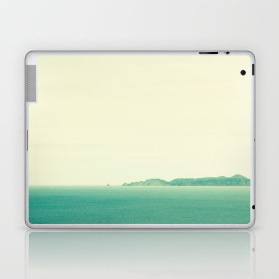 Cape Kidnappers Laptop & iPad Skin