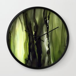 Dance With Me - Ladies of the Forest Wall Clock