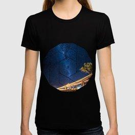 Milky Way Bridge T-shirt