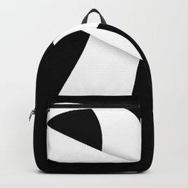 White Ribbon Backpack