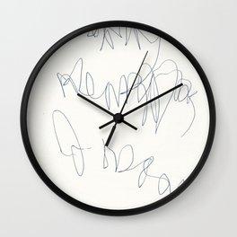 wishful thinking. spell 1. Wall Clock